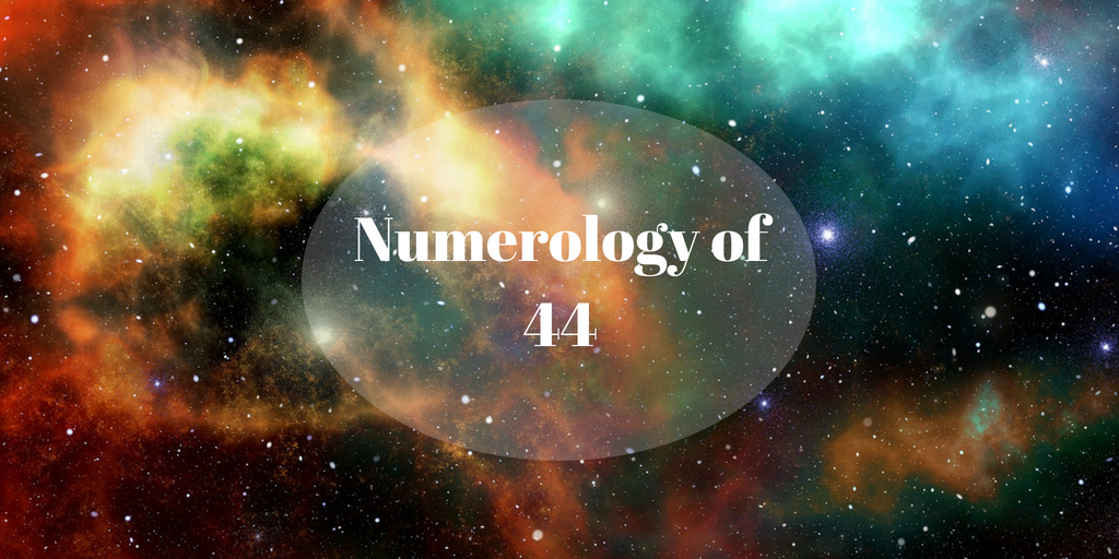 44 Numerology Meaning